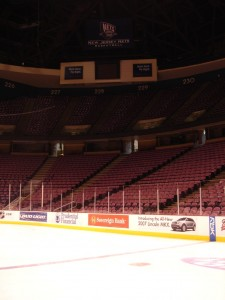 our old seats in 228