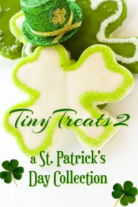 St Patricks Day Tiny Treats