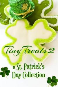 St Patricks Day Tiny Treats