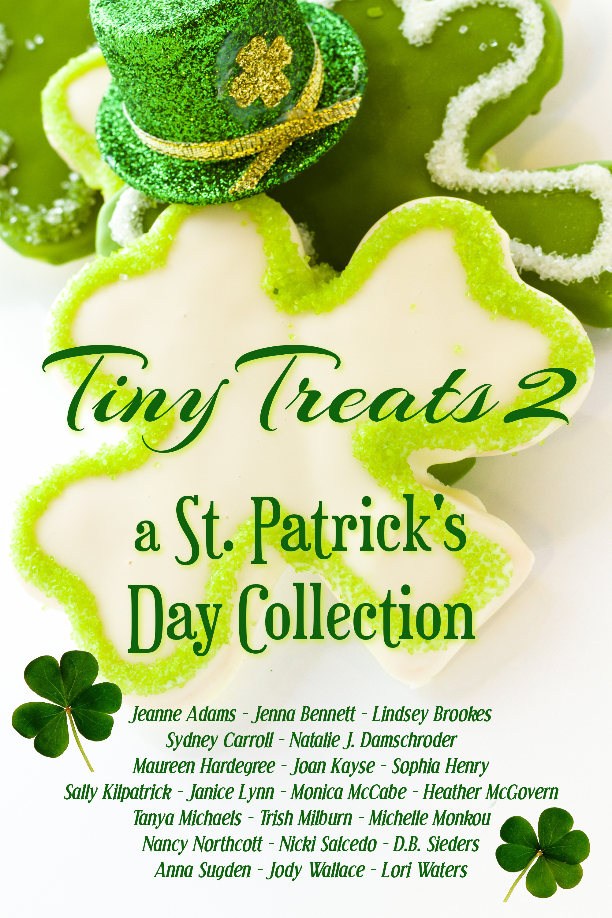 Tiny Treats St Patrick's Day